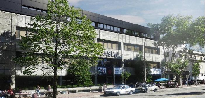 CASMU, la institución médica privada más grande del país.