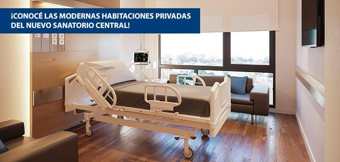 Habitaciones Privadas