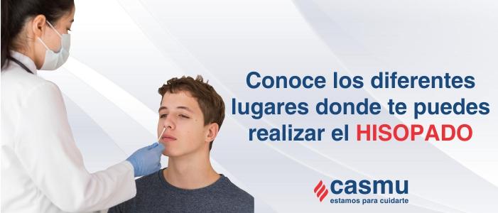 Centros de Hisopados CASMU